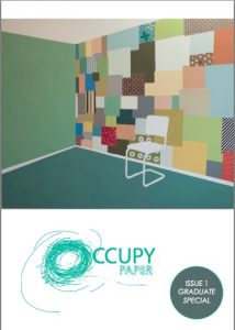 Occupy Paper, Issue 1